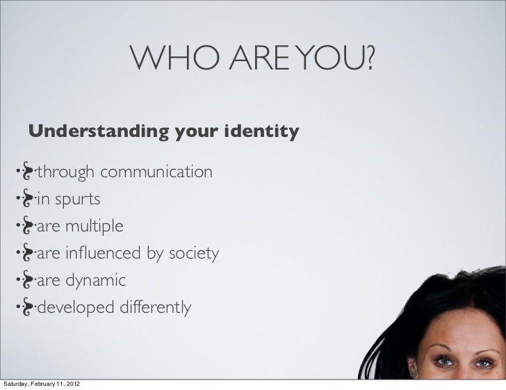 identity and intercultural communication Reconceptualizing cultural identity and its role in intercultural business communication daphne a jameson cornell university to complement past emphasis on understanding other cultures, the field of intercultural business com.