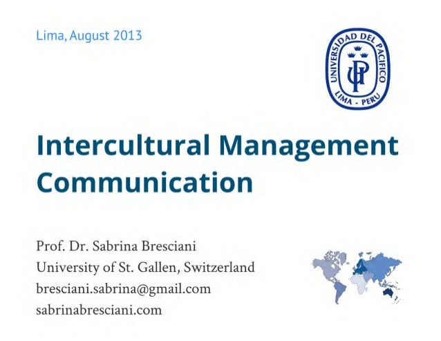 intercultural management Intercultural management escp europe about this course: this mooc explores different aspects of intercultural management, including teams, leadership, human resource management, marketing and negotiations.