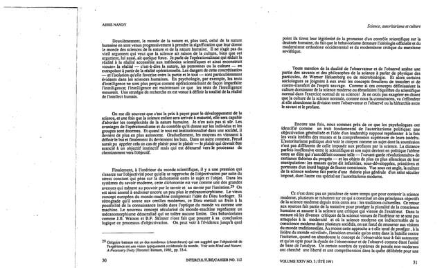 Interculture 13 le droit de conquête. c1