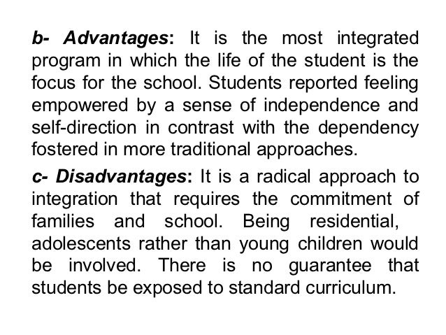 interdisciplinary curriculum