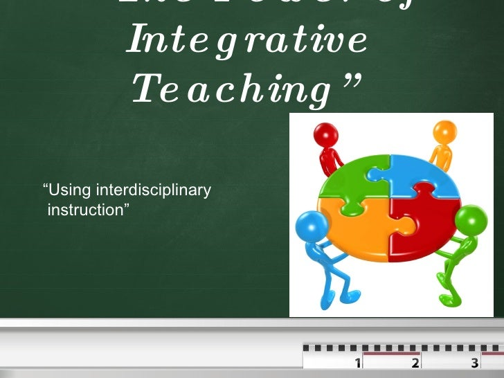 Interdisciplinary Approaches in Music Ed