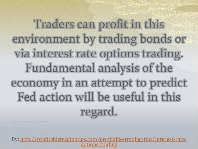 Trade options rates