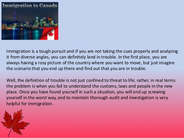 Interested in canada immigration quebec could be good option solutioingenieria Gallery