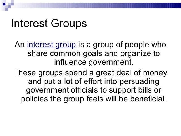 Consumer Interest Group 48