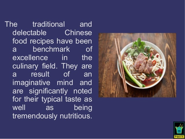 Interesting facts about chinese cuisine 3 the traditional and delectable chinese food recipes forumfinder Image collections