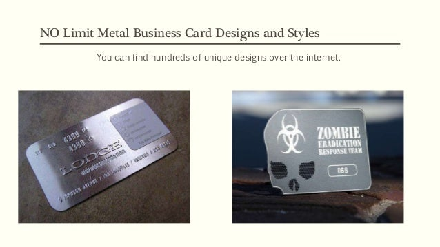 Interesting and amazing metal business cards designs which attract th interesting and amazing metal business cards designs which attract the customer 1 interesting and amazing metal business cards reheart Gallery