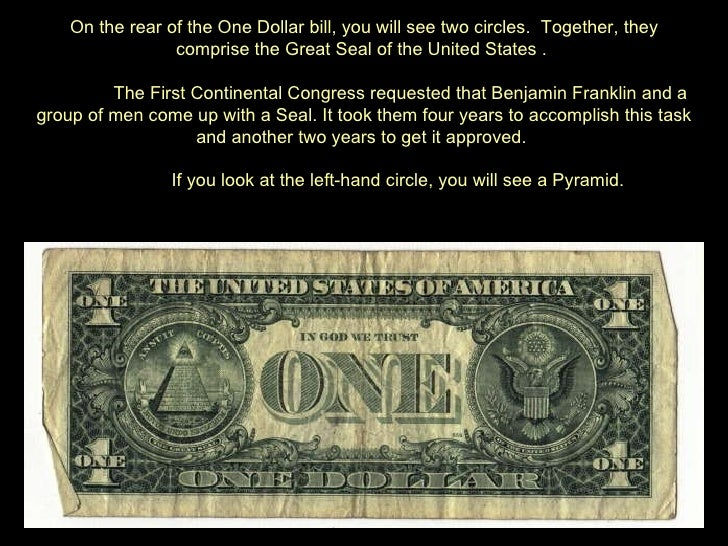The History Behind The Dollar