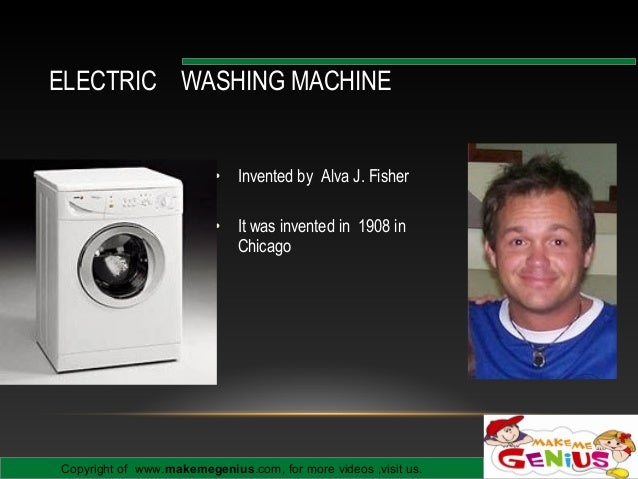 Interesting facts - Interesting facts about washing machines ...