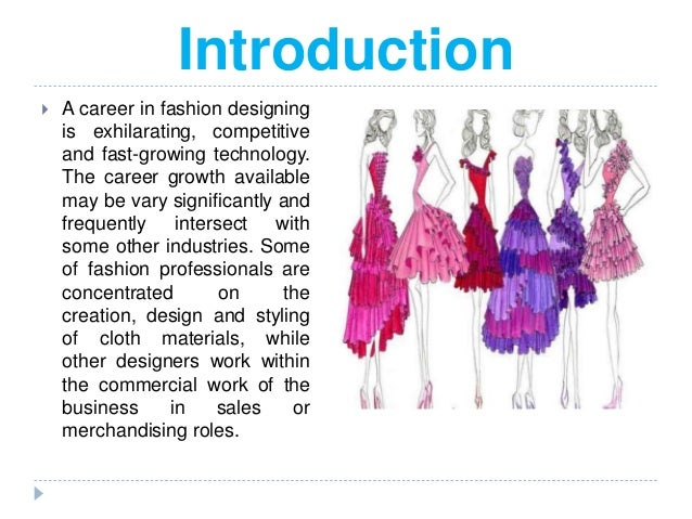 Interesting Facts About Make A Career In Fashion Industry