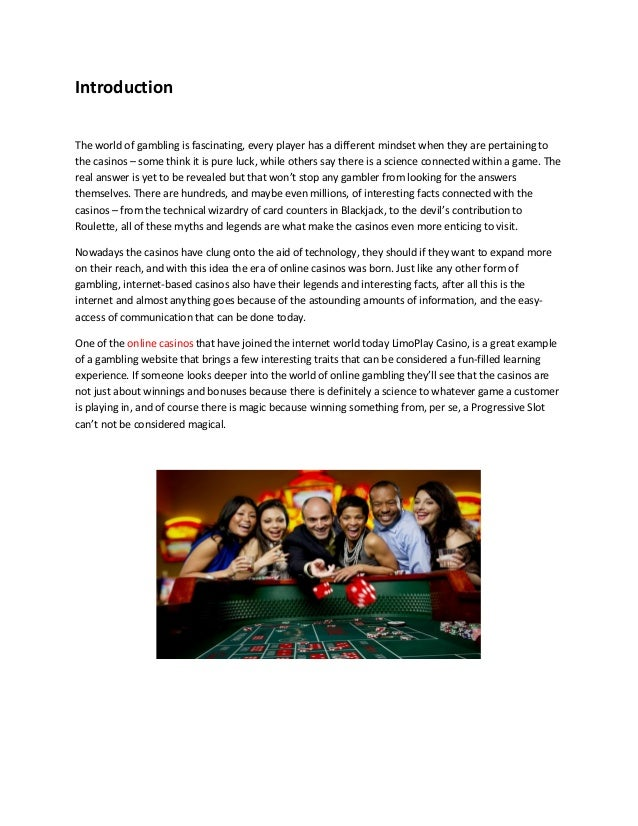 Facts about online casinos death wish 2 game hacked