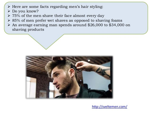 Interesting Facts From Your Very Own Sveltemen Barbershop ...