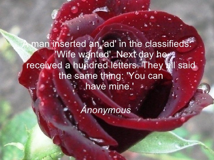 rodney dangerfield quotes about valentine's day - Interesting Marriage Quotes