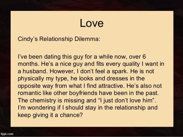 the psychology of dating and relationships