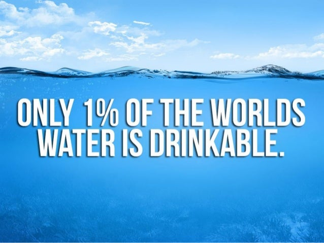 Interesting Water Facts Slide 3