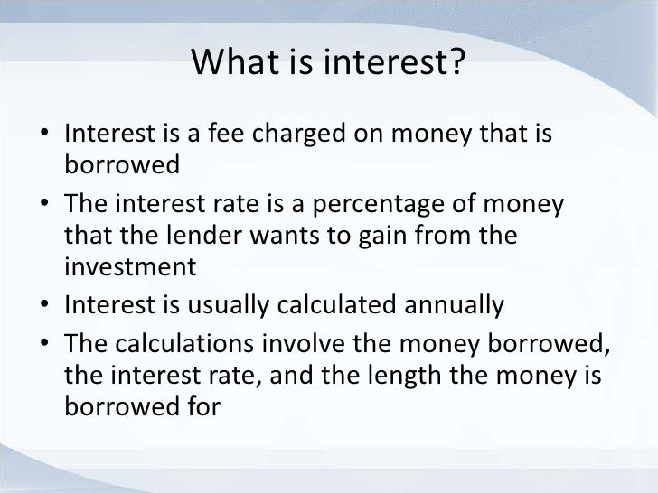 interest rates and inflation seminar full