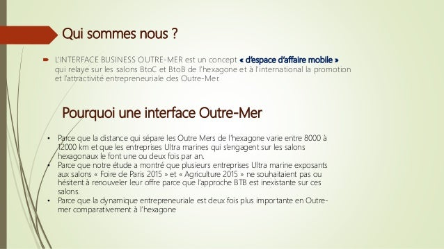 Interface business outre me rok Slide 2
