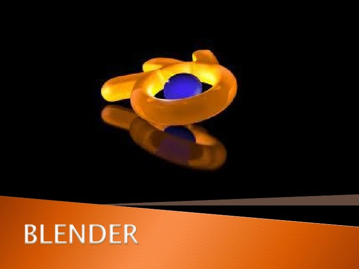 1. IntroduçãoO que é Blender?Blender é uma suite de criação 3D multiplataforma (Windows,Linux, Mac OSX, Solaris, Irix, etc...