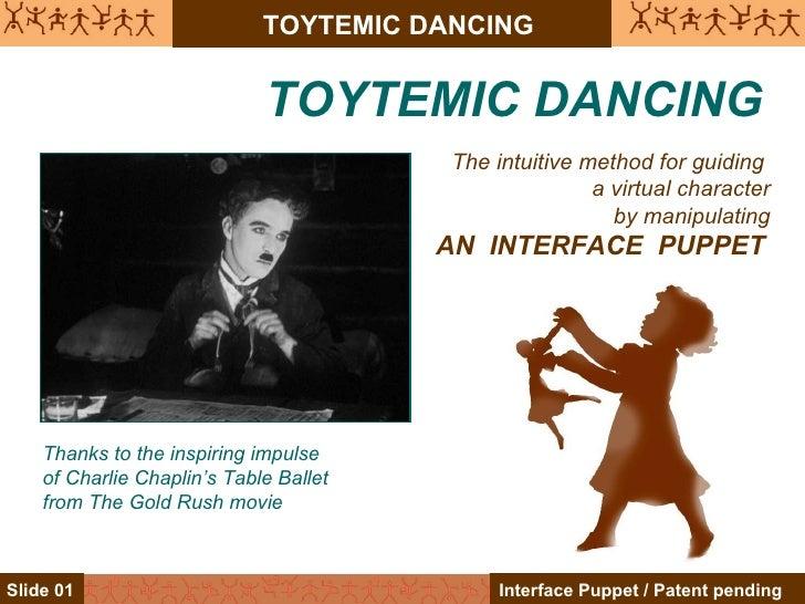 TOYTEMIC DANCING                             TOYTEMIC DANCING                                        The intuitive method ...