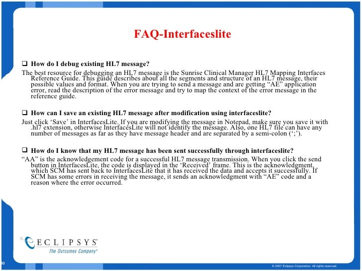 hl7 message structure hl7 v2 messaging conformance jan