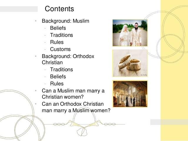 christian girl dating muslim man