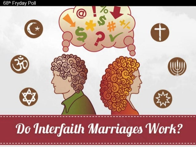 Do Interfaith Marriages Work? Facts, Stats and Infographic