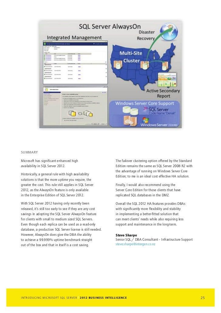 introducing microsoft sql server 2012 pdf
