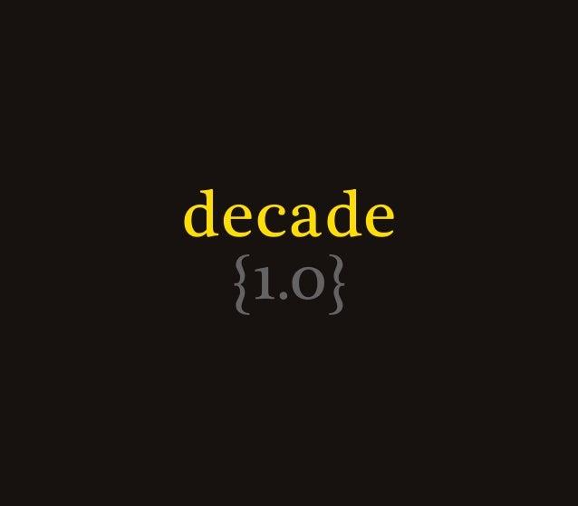 decade {1.0}