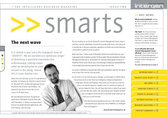 INTERGEN NEWS >> PROJECT CASE STUDY >> HOT NEWS >> CREATIVE STUDIO >> EVENTS & LEISURE >> INTERNET HOSTING >> BUSINESS SOL...