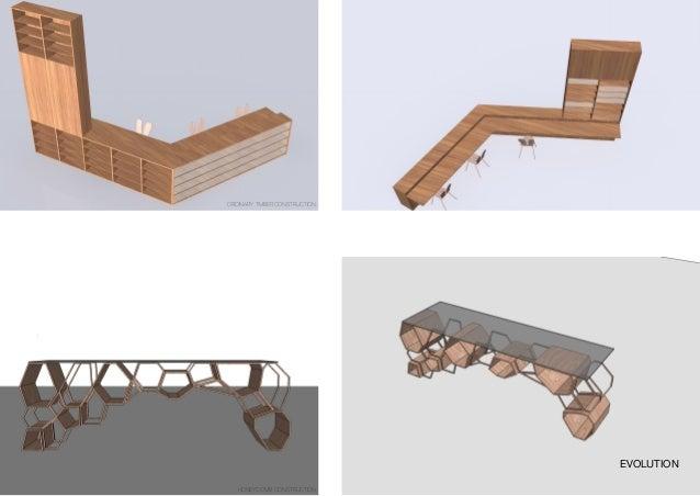 ORDINARY TIMBERCONSTRUCTION                              EVOLUTION   HONEYCOMB CONSTRUCTION