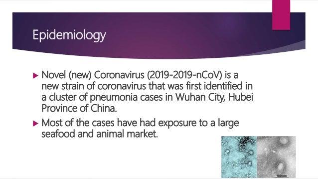 Interim guide to novel coronavirus infection 2019 n cov Slide 3