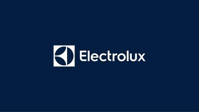 Electrolux Q2 interim report 2019: Good price momentum and focus on innovation - Presentation