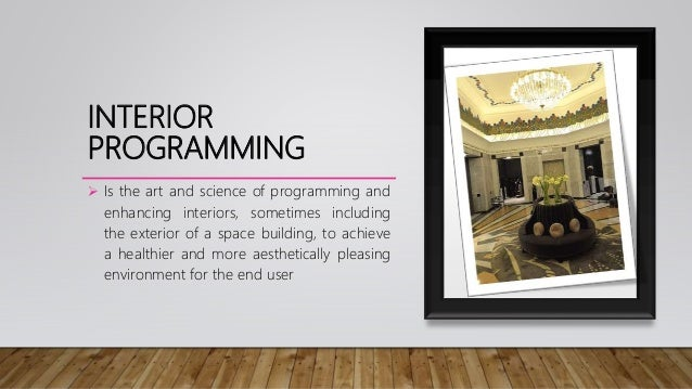 Interior programming and space planning - What is programming in interior design ...