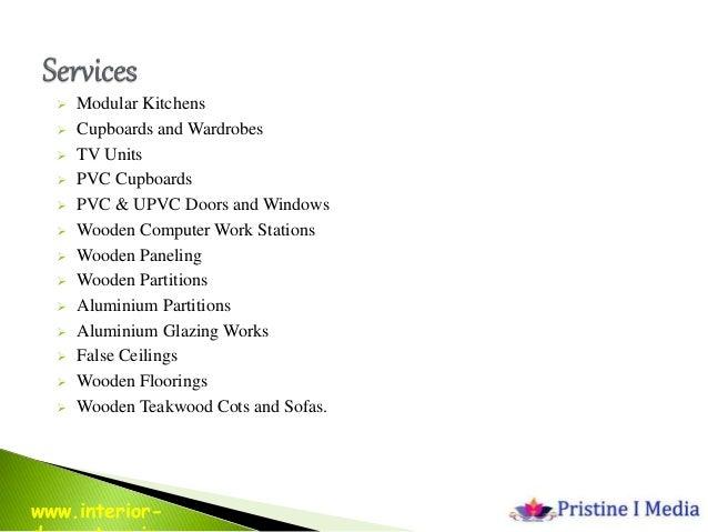 Kitchen Interior Decorators In Coimbatore