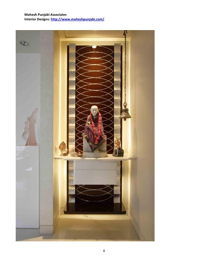 Interior Design Ideas by Mahesh Punjabi - Interior Designer, Architect