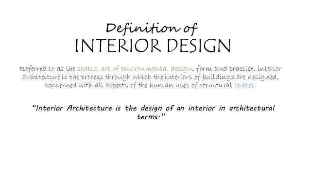 87 Definition Of Interior Design Process Design Thinking Service Is A Means Of Problem