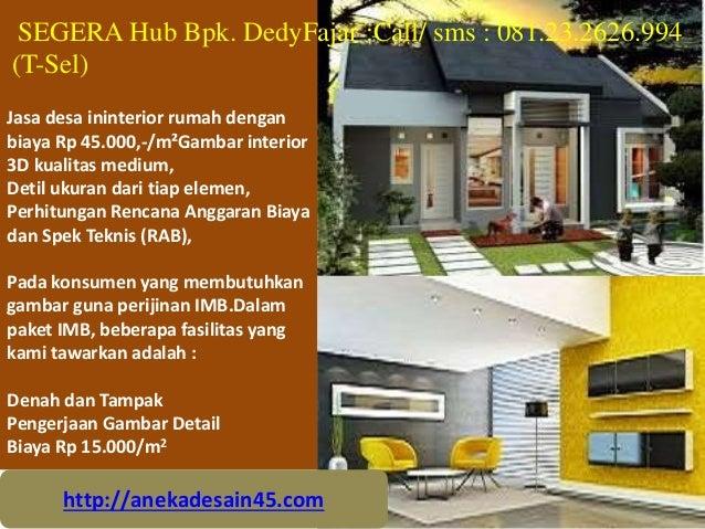 870 Gambar Desain Rumah Type 36 Di Kampung Terbaru Unduh