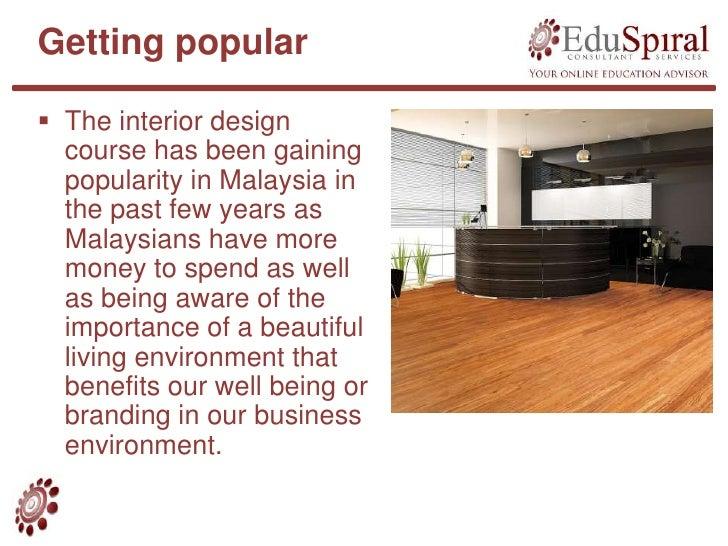 Being An Interior Designer