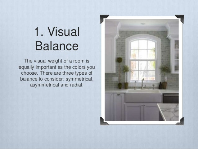 Value And Balance In Art : The ultimate how to of interior designing
