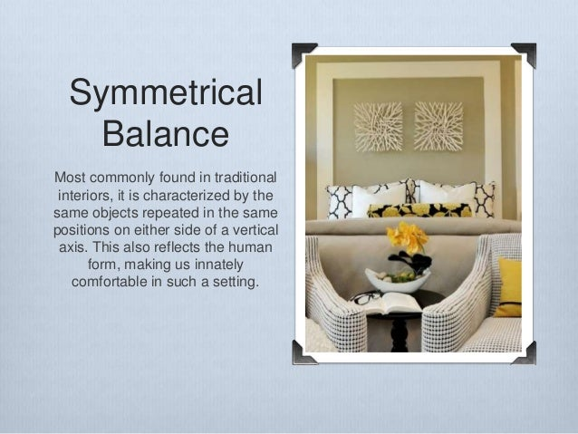 The ultimate how to for interior design - Balance in interior design ...
