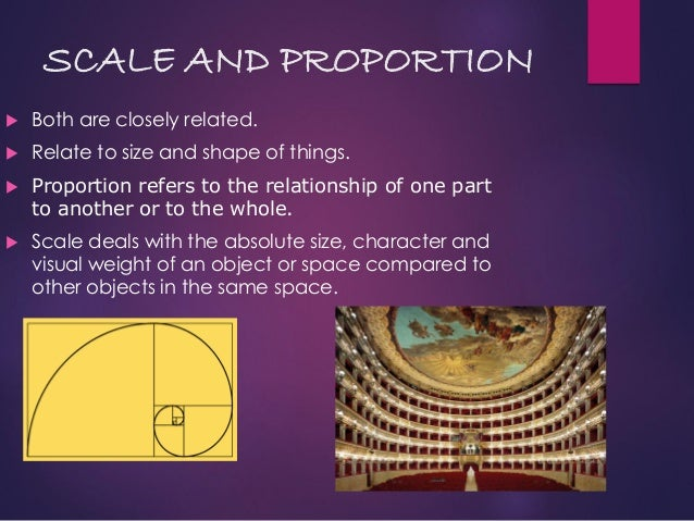 Opposition Rhythm Interior Design Principles