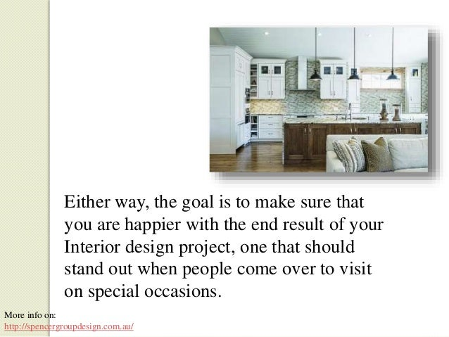 Interior Design Five Ways To Improve The Interior Of