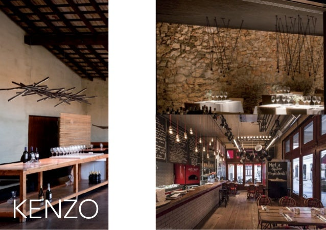 Interior Design   Restaurant Concept   MOOD BOARD. KENZO ...