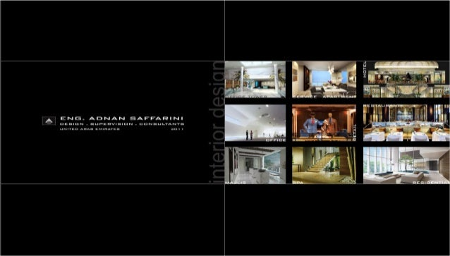 Eas interior design profile for Interior design company