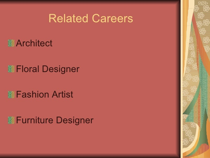 Related Careers ...