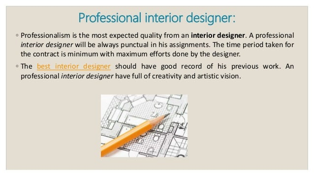 Interior designer and interior decorator difference for What s an interior designer