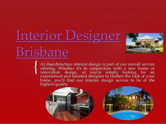 Interior designer brisbane for Interior design courses brisbane