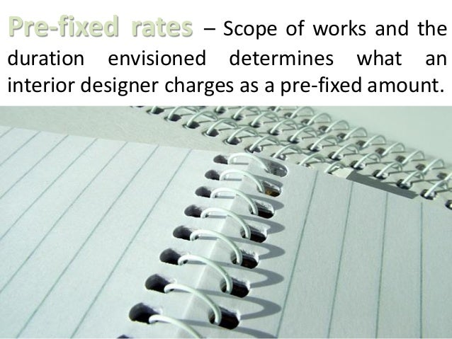 Attractive ... 21. Pre Fixed Rates ...