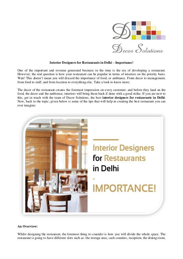 Tremendous Interior Designers For Restaurants In Delhi Download Free Architecture Designs Viewormadebymaigaardcom