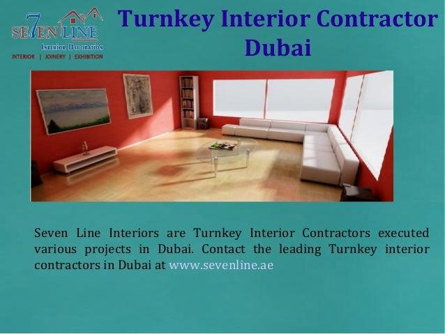 3. Turnkey Interior Contractor ...