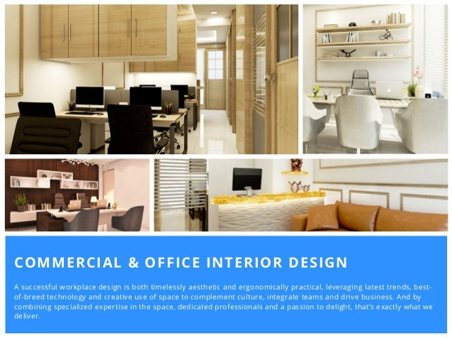... 5. COMMERCIAL U0026 OFFICE INTERIOR DESIGN ...